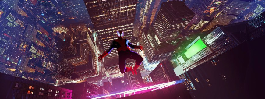 Spider-Man: Into the Spider-verse - Spider-Man