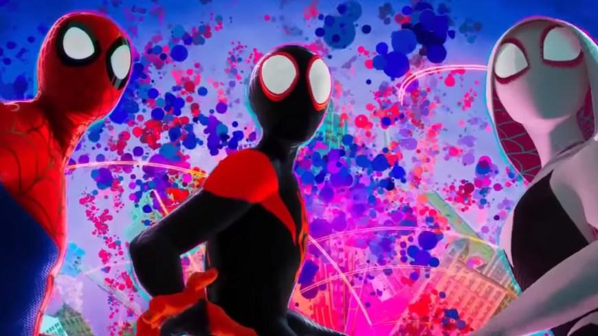 Spider-Man: Into the Spider-verse - Spider-People