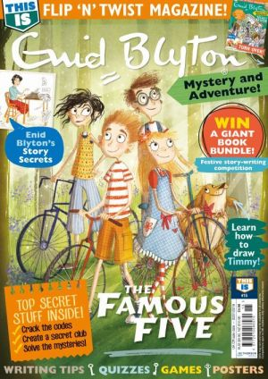 This Is Enid Blyton 2018 One Shot Magazine (DC Thomson)