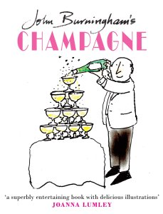 A book for adults, Champagne, by John Burningham