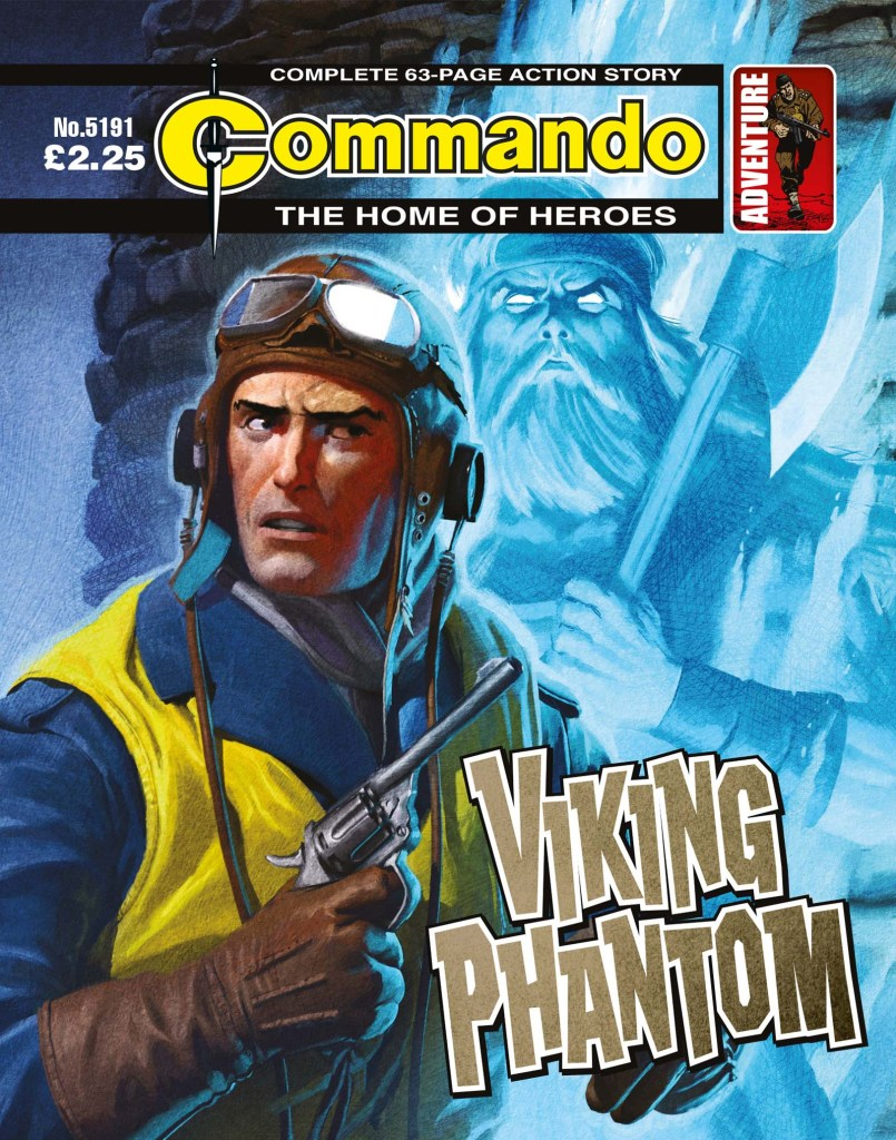 Commando 5191: Home of Heroes: Viking Phantom