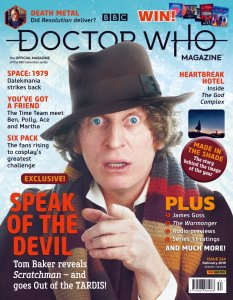 Doctor Who Magazine 534