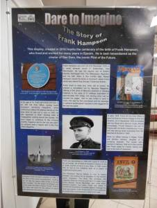 Frank Hampson Centenary Exhibition 2019