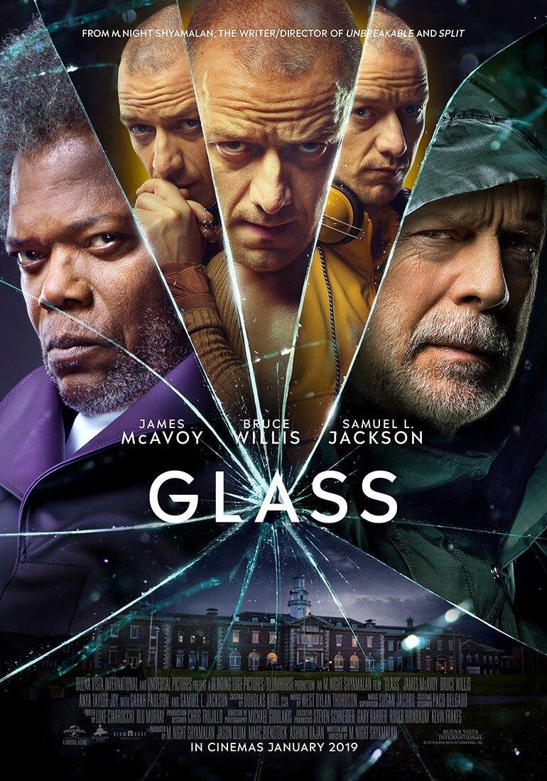 M. Night Shyamalan - Glass - Poster