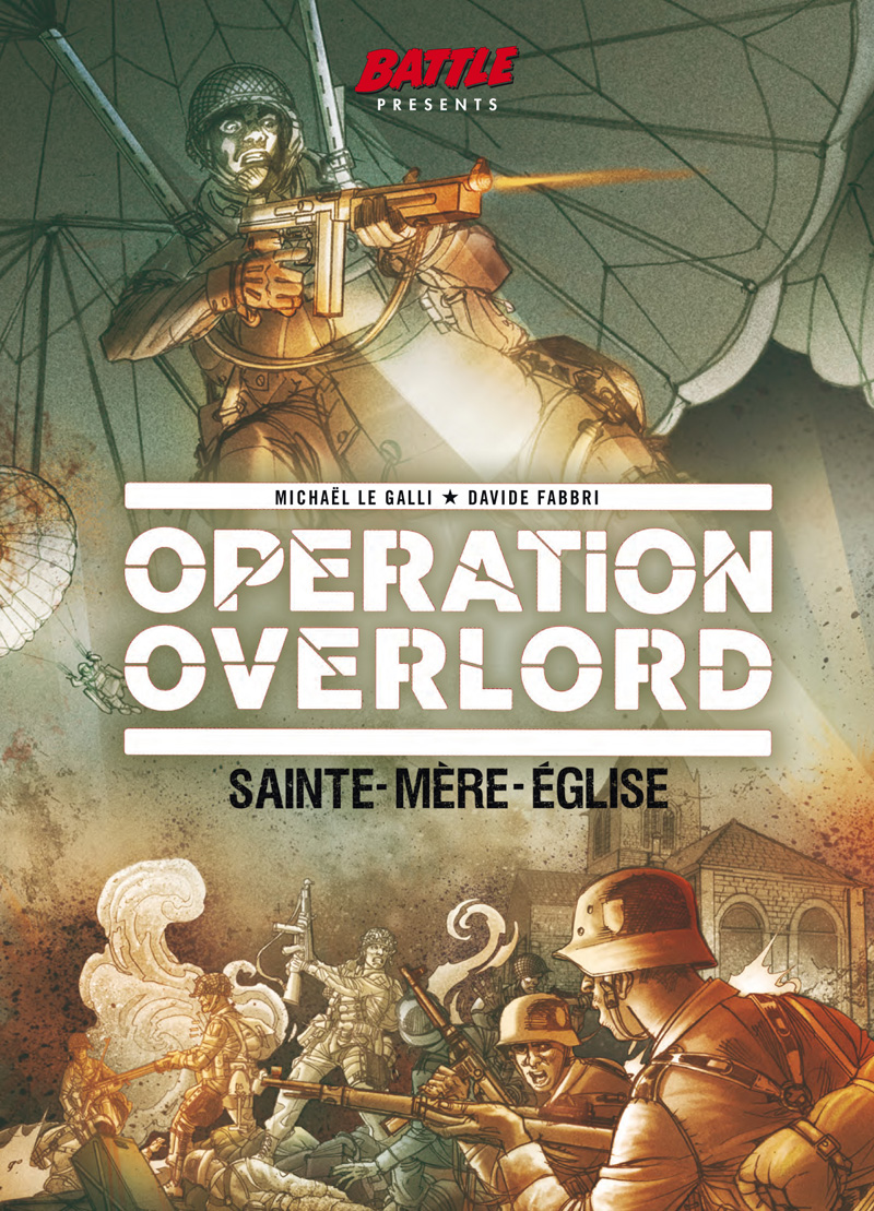 Operation Overlord 1 - Cover