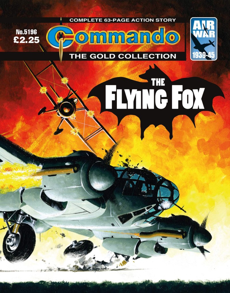 Commando 5196: Gold Collection: The Flying Fox