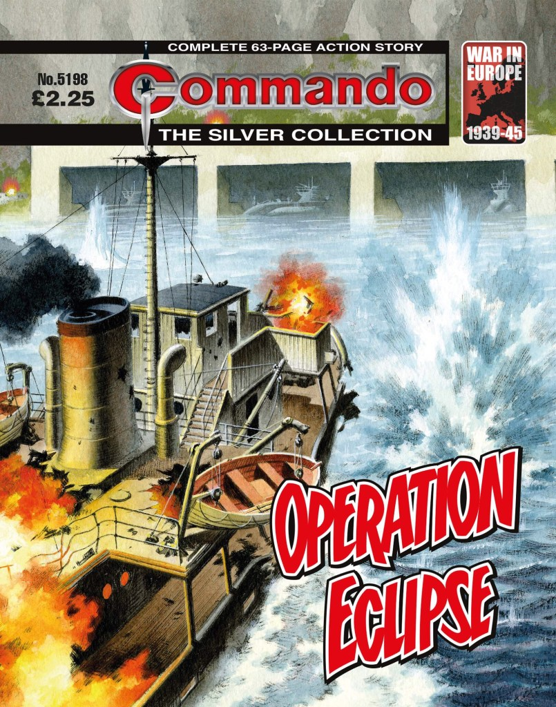 Commando 5198: Silver Collection: Operation Eclipse