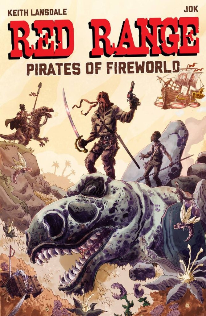 Red Range - Pirates of Fireworld - Cover by Jok
