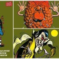 Ken Reid Creepy Creations T-Shirts Banner