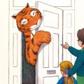 The Tiger Who Came To Tea by Judith Kerr SNIP
