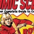 Comic Scene #1 - Cover SNIP