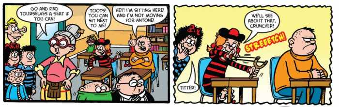 Beano 3972 - Minnie the Minx