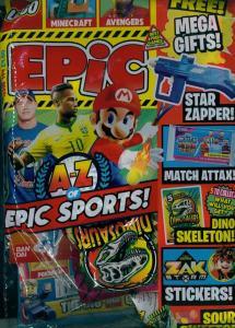 Cancelled - EPIC ceases publication next month