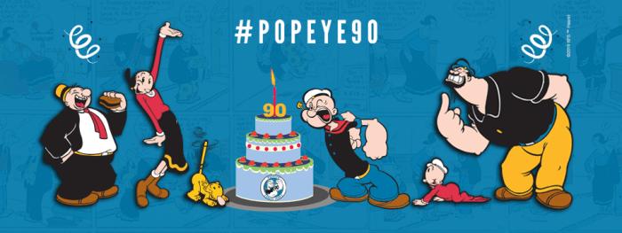 Popeye at 90