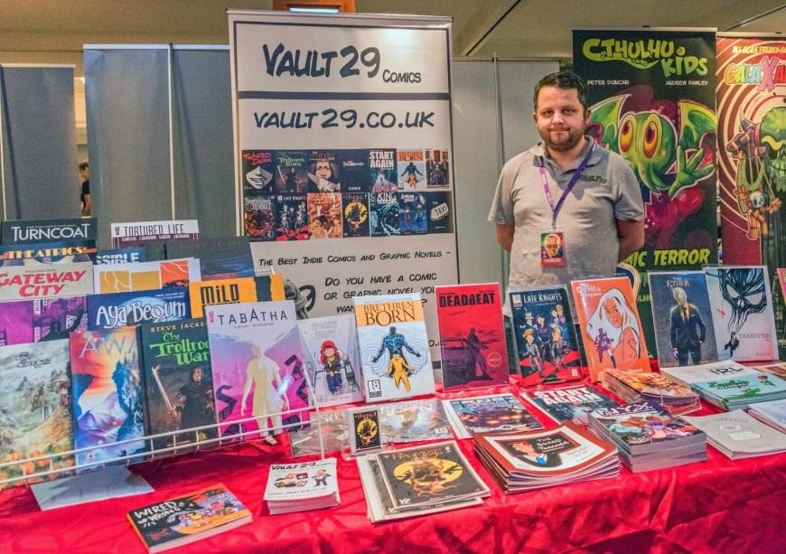 Photo: Ferez Fee via True Believers Comic Festival Facebook Page
