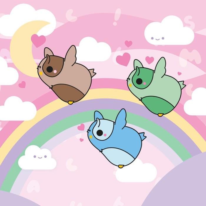Munch Cats! Art