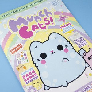 Munch Cats! Issue One