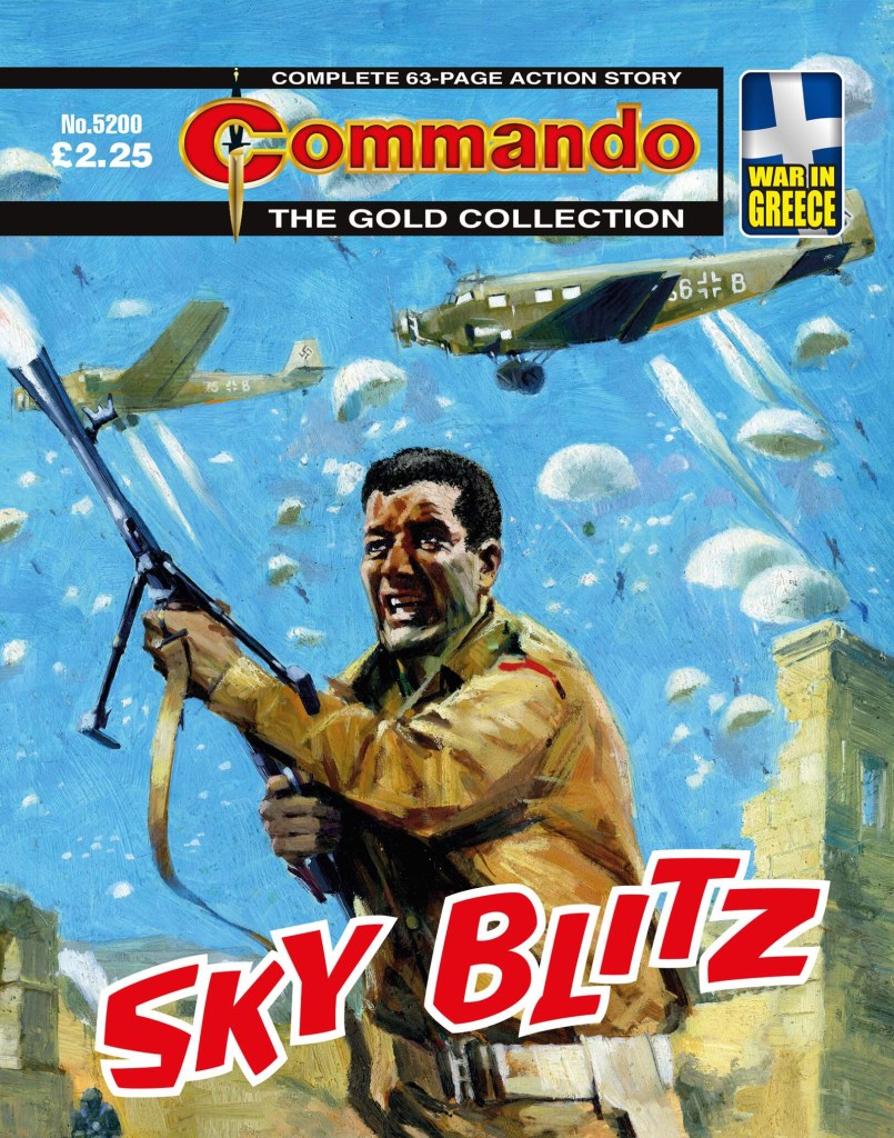 Commando 5200: Gold Collection: Sky Blitz