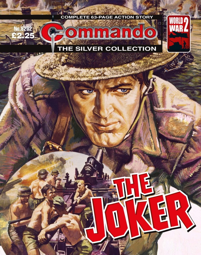 Commando 5202: Silver Collection: The Joker