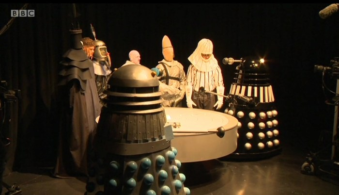 UCLan recreate Doctor Who - Mission to the Unknown
