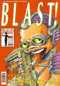 Blast Issue Two