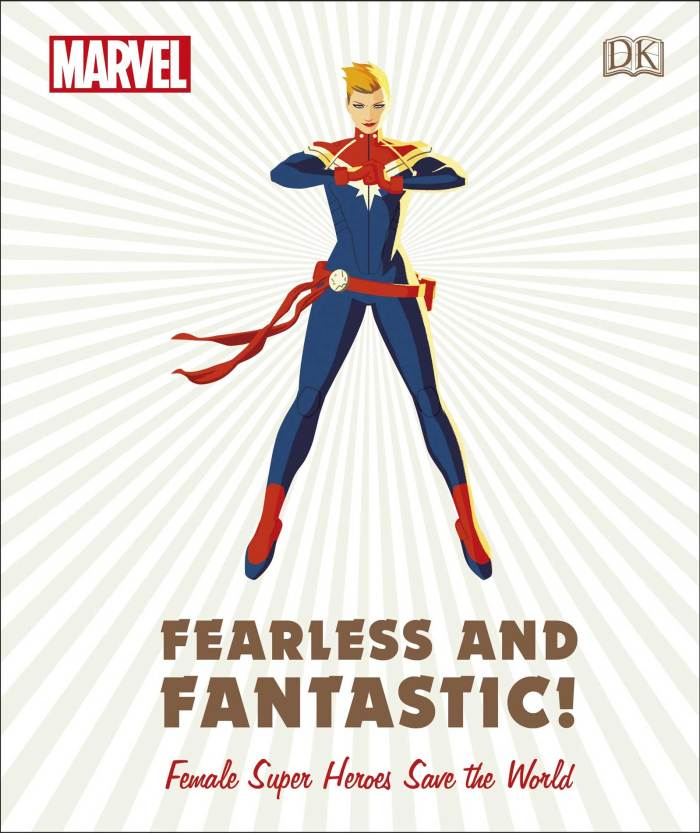 Fearless and Fantastic! - Cover (marvel, DK)