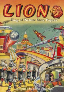 Lion – King Of Picture Story Papers
