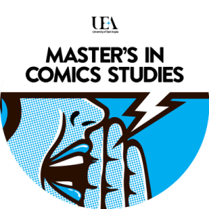 University of East Anglia Master's in Comic Art