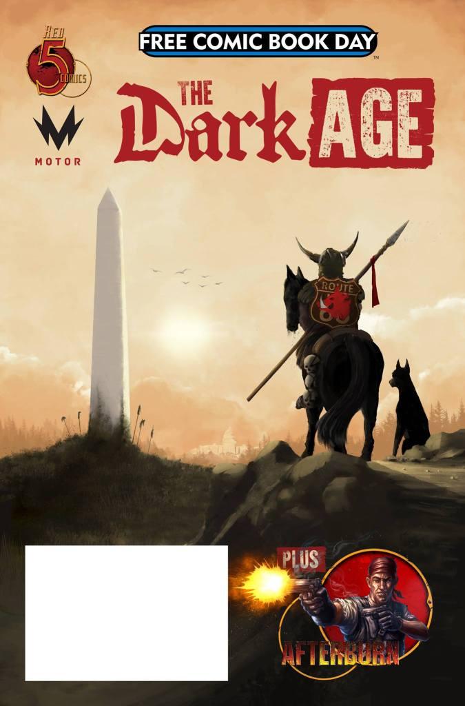 Red 5 Comics - The Dark Age