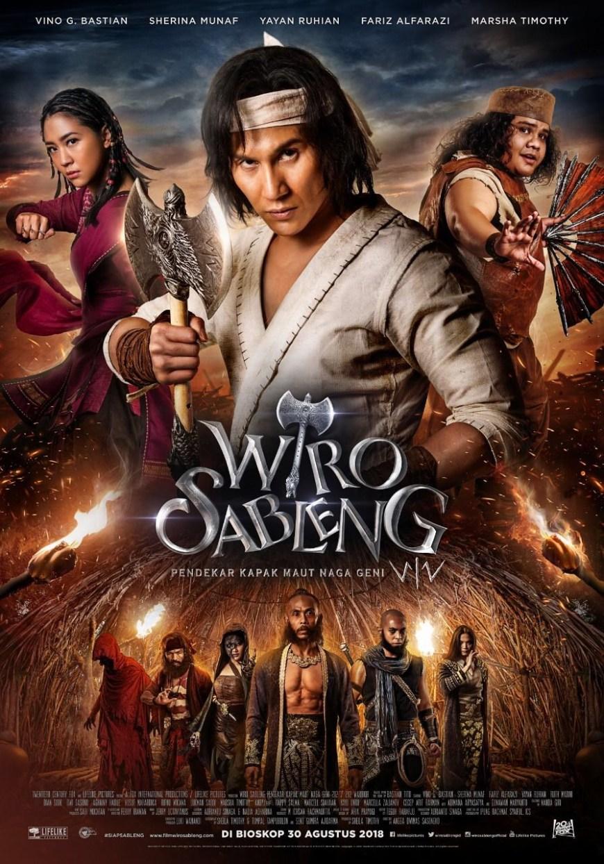 Wiro Sableng Film Poster