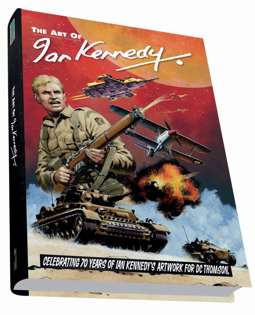 The Art of Ian Kennedy - Cover