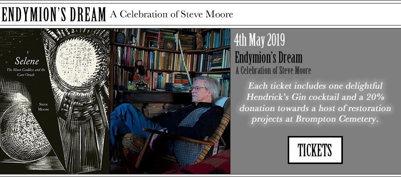 "Comic Creator Steve Moore celebrated with ""Endymion's Dream"" event"