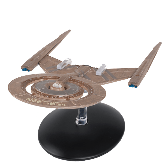 U.S.S. Discovery - Star Trek Discovery Starships Collection