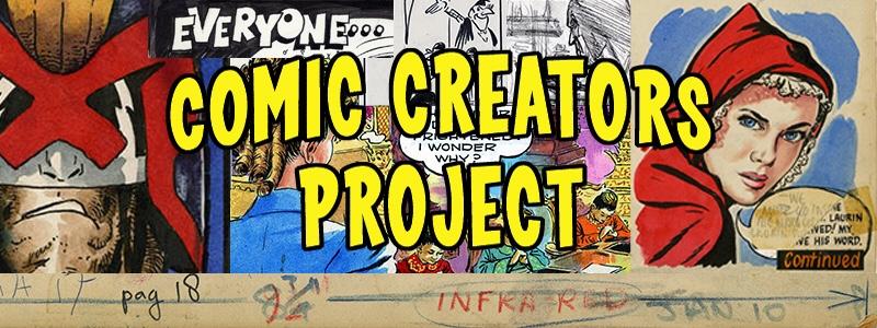 Cartoon Museum Comic Creators Project