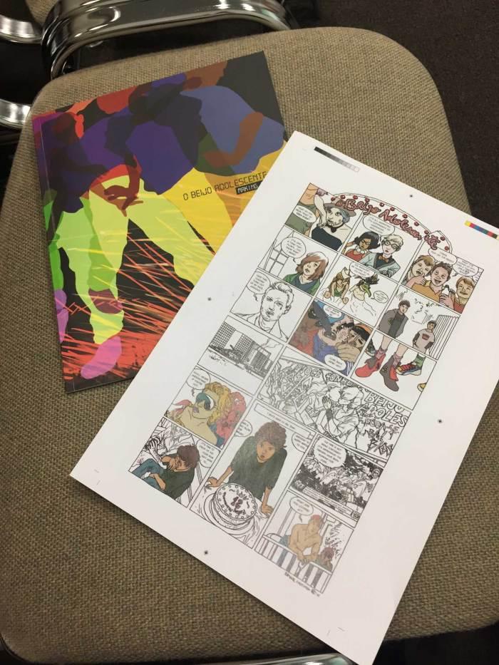 Brazilian Comics - Examples