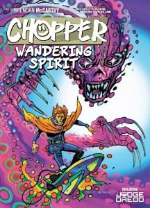 Chopper - Wandering Spirit - Cover