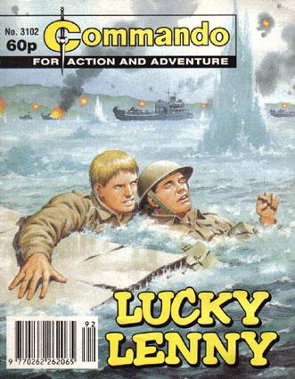 Commando 3102 - written by Ferg Handley