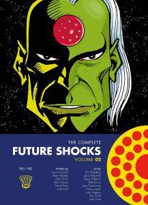 The Complete Future Shocks Volume 2