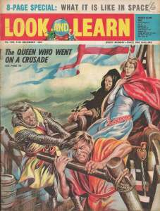 Look and Learn Issue 100 - Cover
