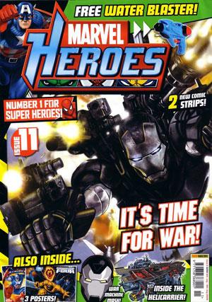 Marvel Heroes #11
