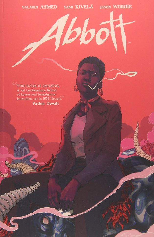Abbott by Saladin Ahmed and Sami Kivela