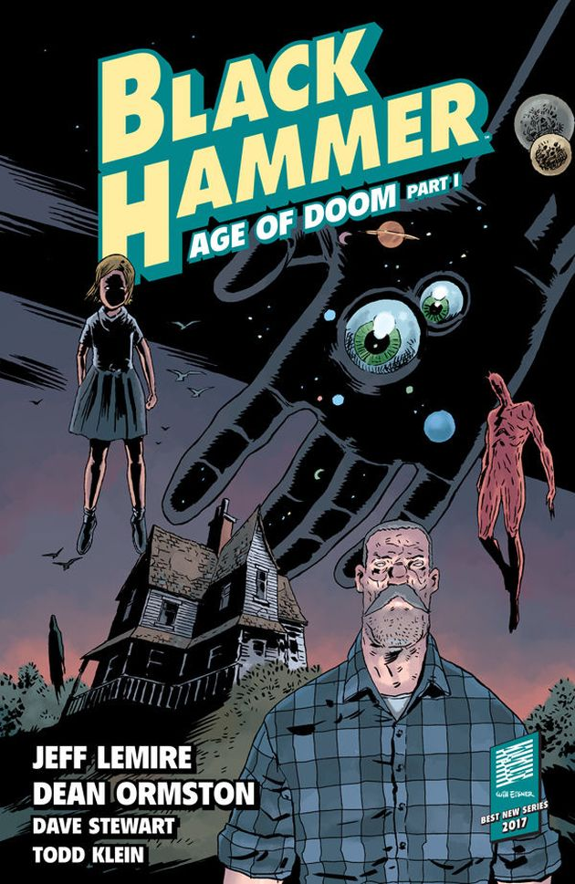 black hammer 3 Age of Doom