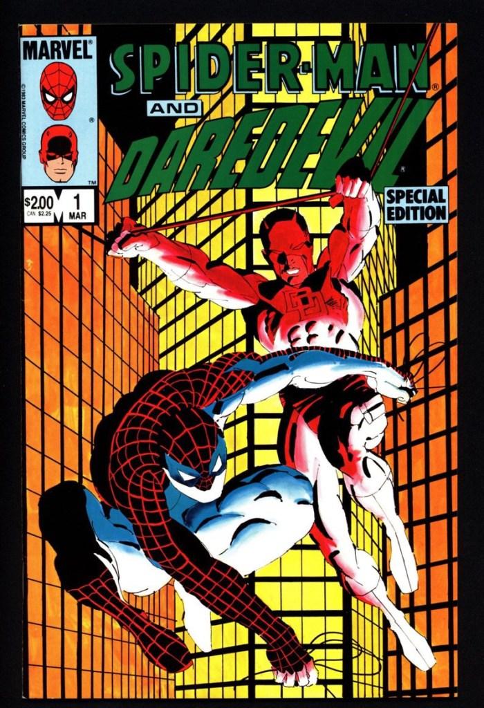 Spider-Man and Daredevil #1