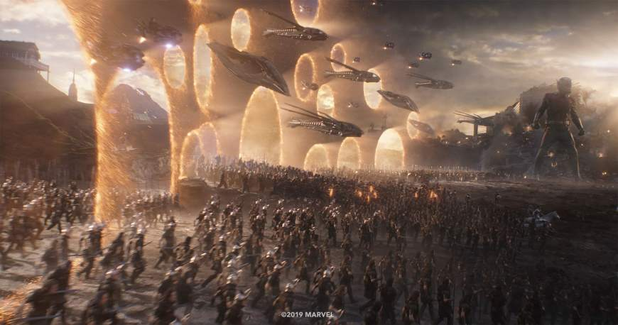 Avengers: Endgame - Battle