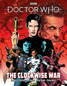 Doctor Who: The Clockwise War Cover