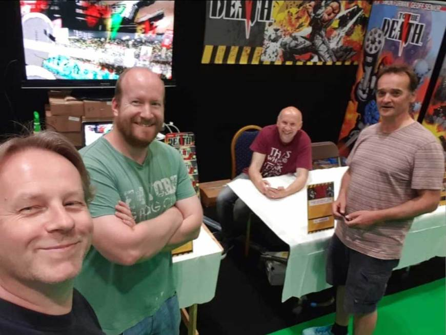 Breaking the Mould: How the GetMyComics team are shaking up comic distribution in the UK