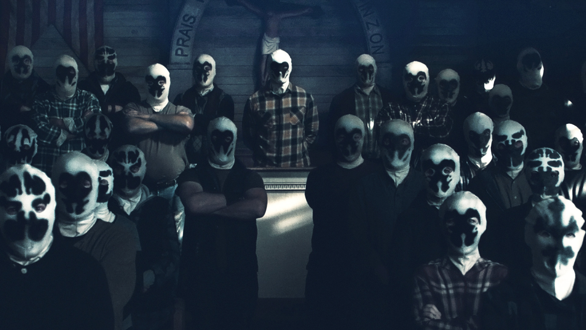 HBO Drama Series Watchmen debuts in October