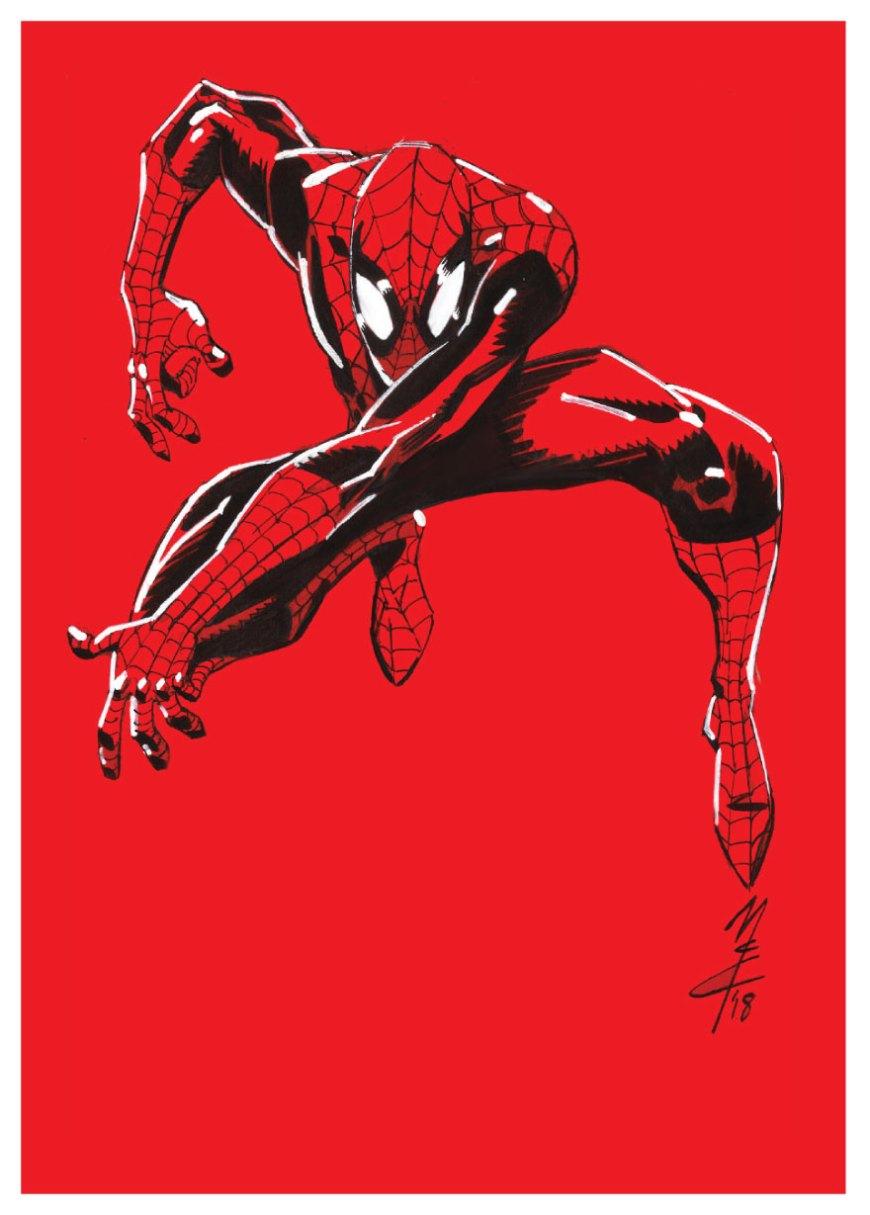 John McCrea - Spider-Man