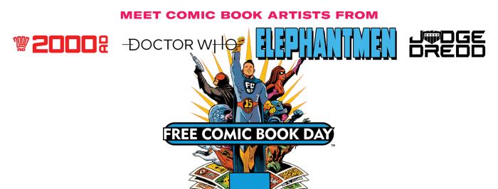 Scorch Comics Free Comic Book Day 2019