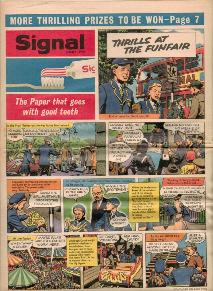 Signal Issue 2